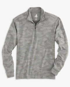 Johnnie-O Rodney Performance Microfleece Quarter-Zip Pullover