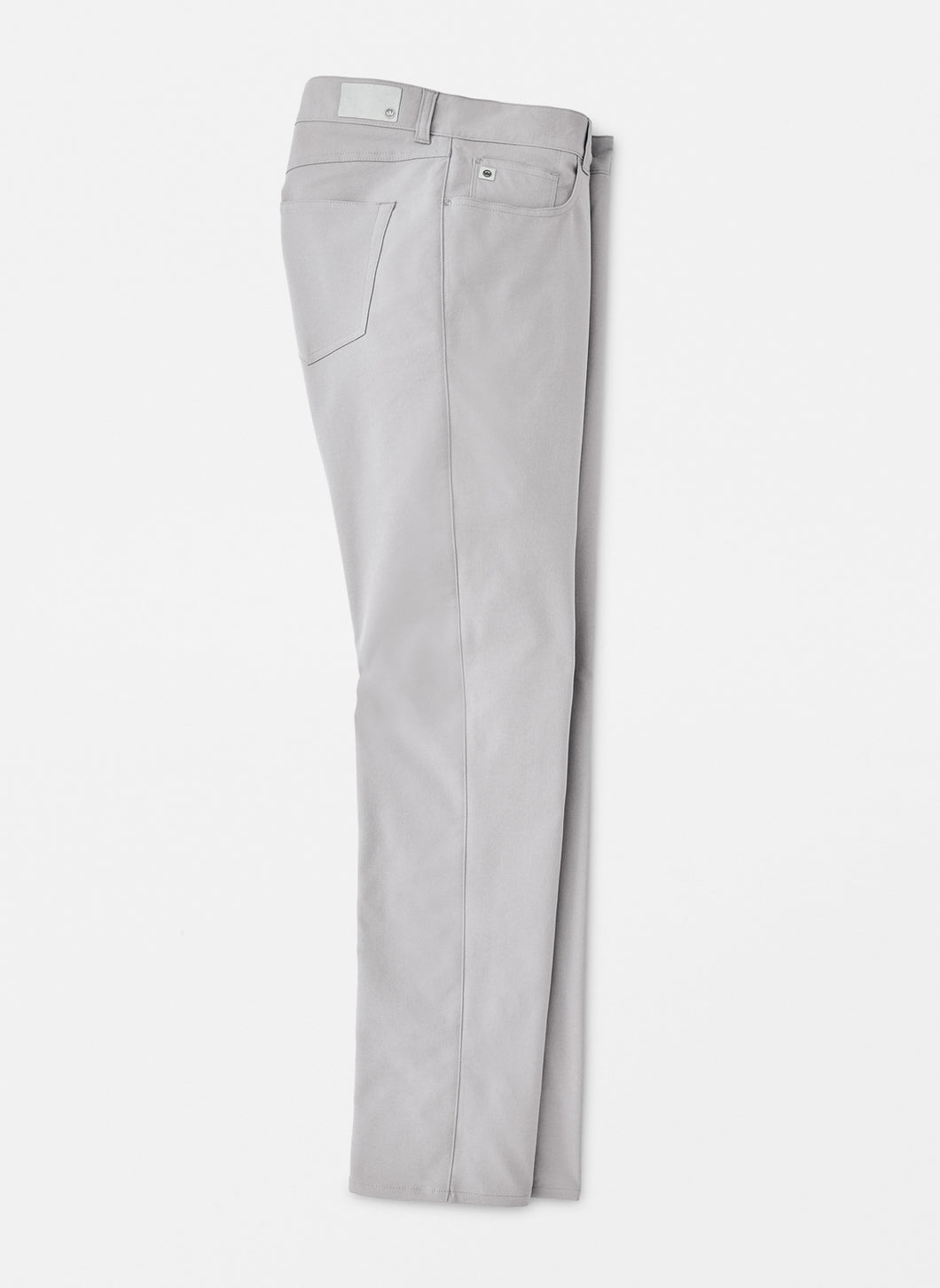Peter Millar eb66 Performance Five-Pocket Pant in Gale Grey