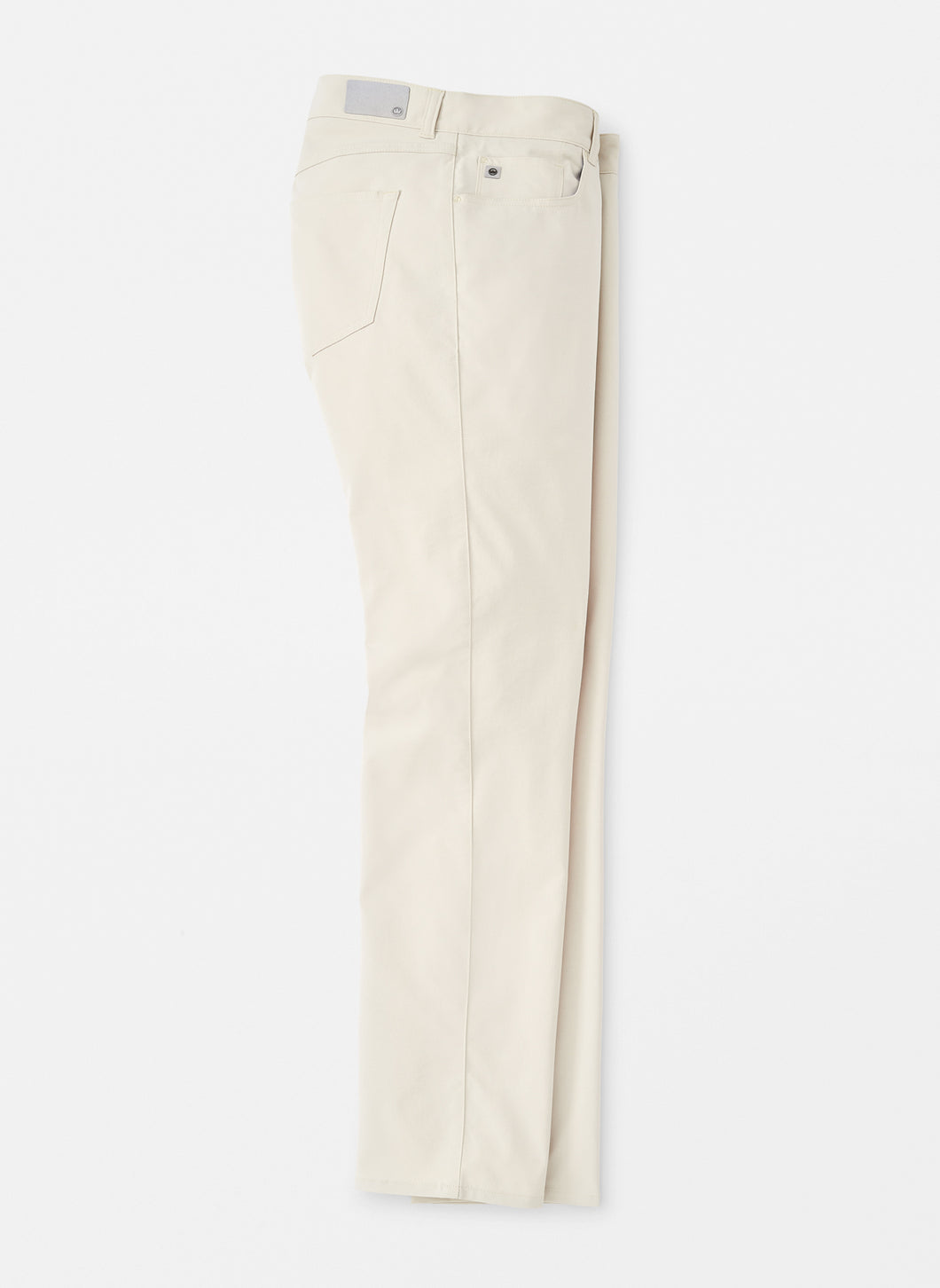 Peter Millar eb66 Performance Five-Pocket Pant in Stone