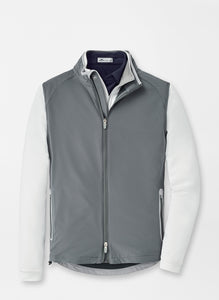 Peter Millar Zephyr Performance Vest in Iron
