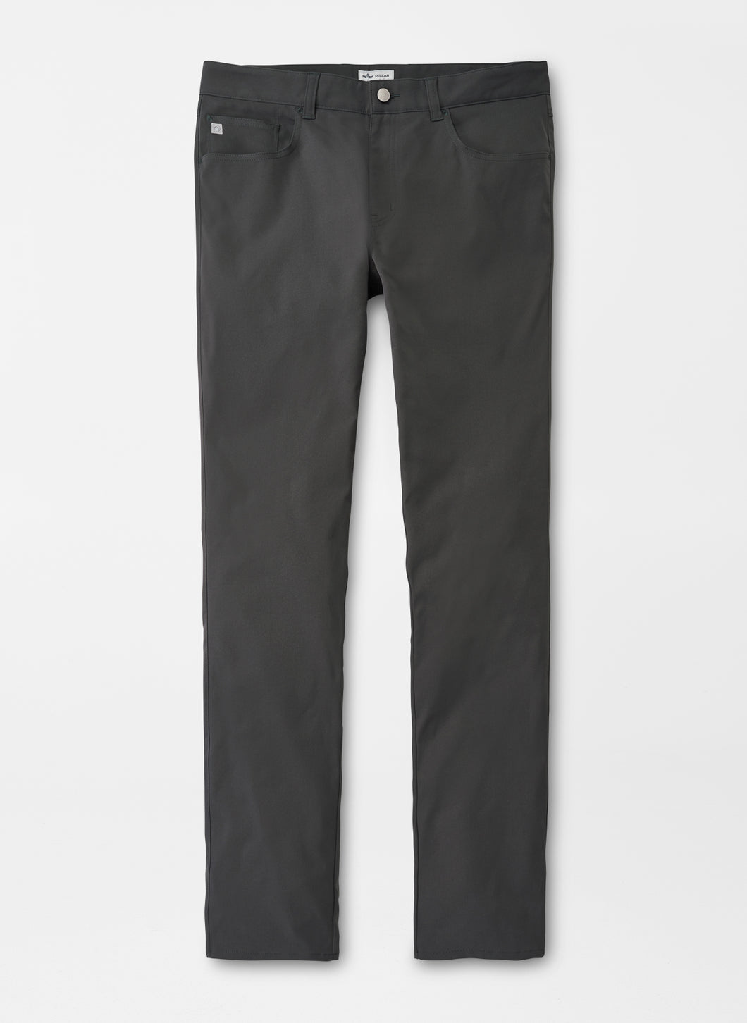 Peter Millar eb66 Performance Five-Pocket Pant in Iron