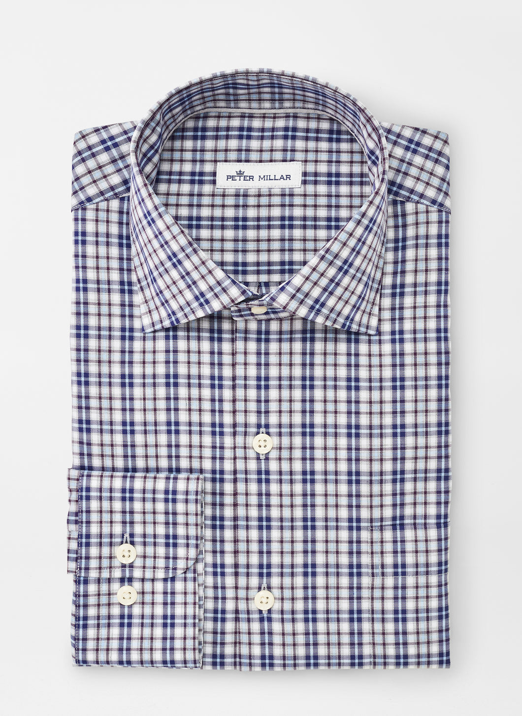 Peter Millar Crown Ease Tamerlane Sport Shirt