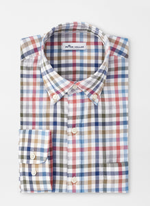 Peter Millar Devonport Cotton Sport Shirt