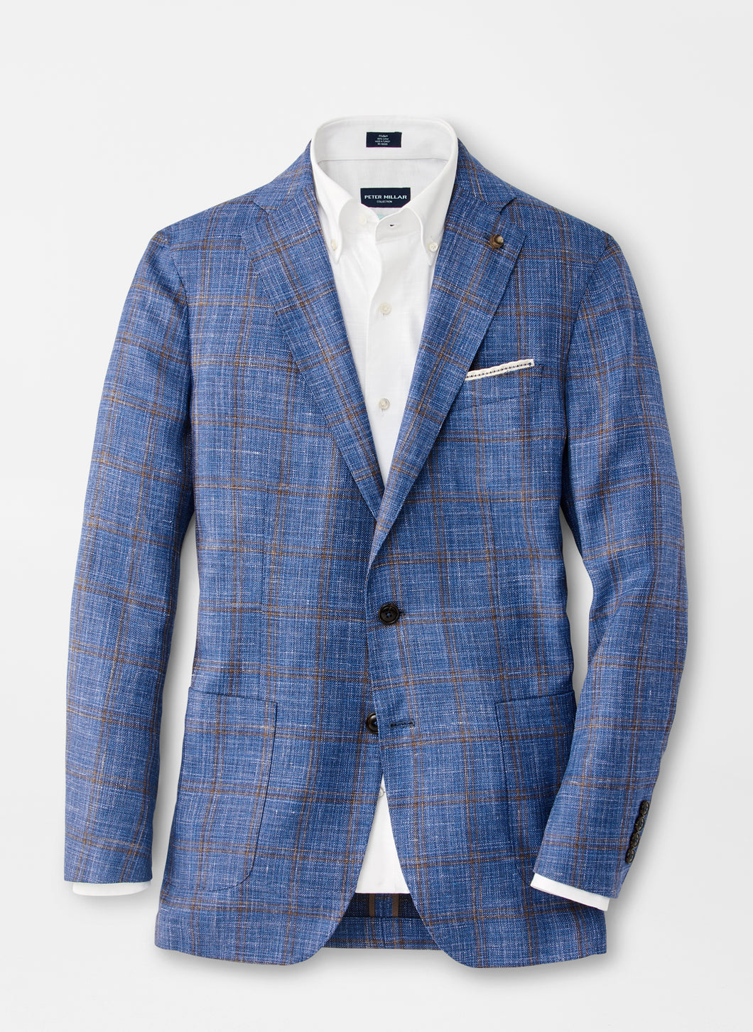 Peter Millar Rue Soft Jacket in Bleuet