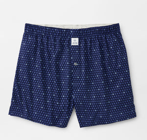 Peter Millar Seeing Double Performance Boxer in Navy