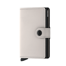 Load image into Gallery viewer, Secrid Mini Matte Wallet in Chalk