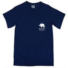 Load image into Gallery viewer, Onward Reserve Sweet Tea by Patrick Lewis-Tee Shirt in Navy