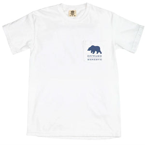 Onward Reserve Sweet Tea by Patrick Lewis-Tee Shirt in White