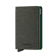 Load image into Gallery viewer, Secrid Slim Twist Green Wallet