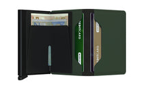 Load image into Gallery viewer, Secrid Slim Matte Wallet in Green