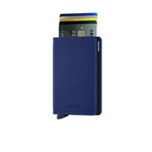 Load image into Gallery viewer, Secrid Slim Crisple Wallet in Blue
