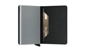 Secrid Slim Rango Wallet in Black