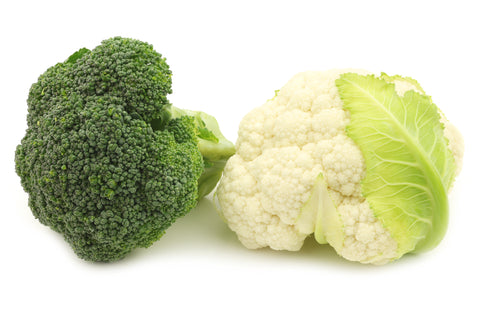 Cauliflower & Broccoli Tray