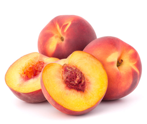 Peach - Yellow Flesh 1kg Punnet