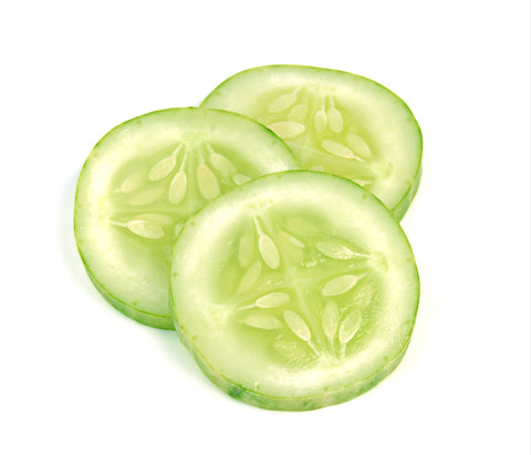 Cucumber - Apple/White