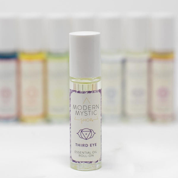 CHAKRA ESSENTIAL OIL ROLL ON