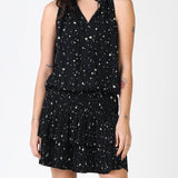 UNDER THE STARS MINI DRESS