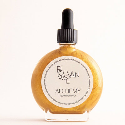 Rowsie Vain Alchemy Glow Oil at Katie Diamond in Ridgewood NJ