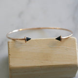 ASTRID BANGLE - katie diamond jewelry