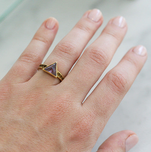 BEA RING - katie diamond jewelry
