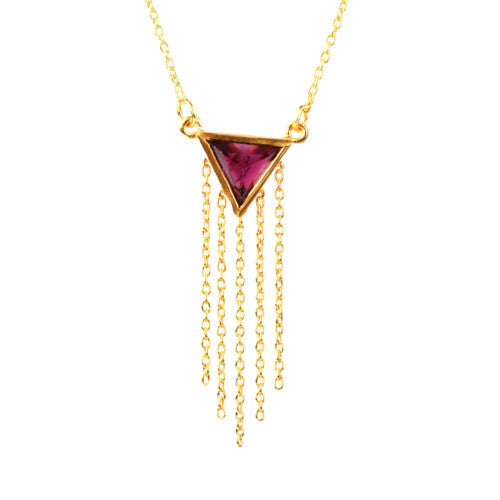 CHER NECKLACE - katie diamond jewelry