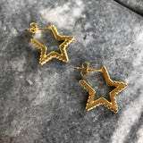 ESTELLA STAR HOOPS