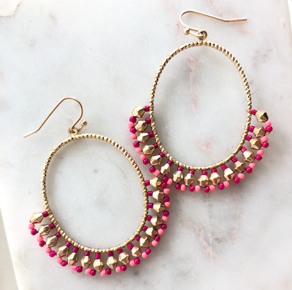 Sunset Fete Earrings