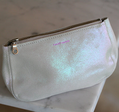 OPAL SPARKLE SMALL FATTY POUCH