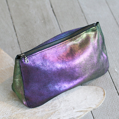 SLICK SPARKLE LARGE FATTY POUCH