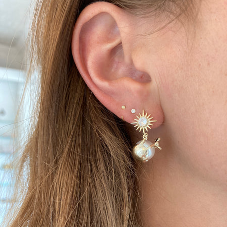 SUPERSTITION EARRINGS