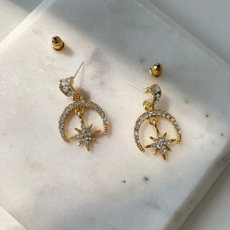 BETTY DRAPER EARRINGS