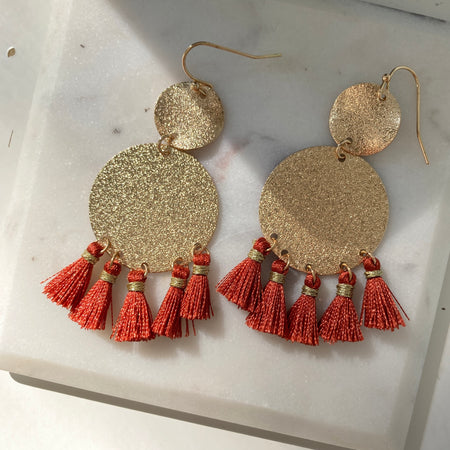 ENCHANTED FORREST EARRINGS