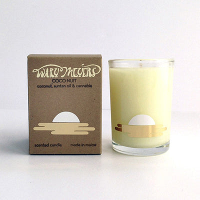 HIPPIE CANDLE - COCO NUIT