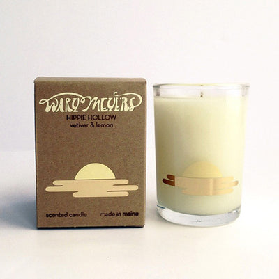 HIPPIE CANDLE - HIPPIE HOLLOW - katie diamond jewelry