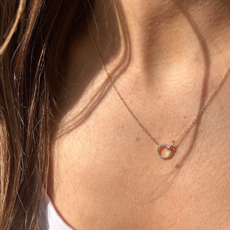 MINI ENGRAVABLE BAR NECKLACE