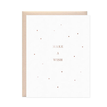 WEDDING SEND OFF CARD