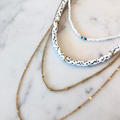 MAUI LAYERED CHOKER NECKLACE
