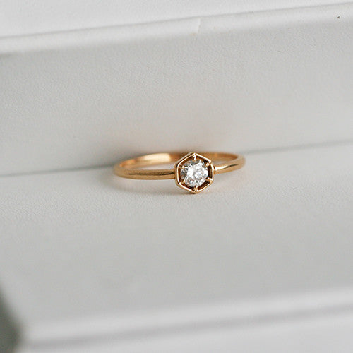 MONA RING - katie diamond jewelry