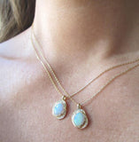 OASIS OPAL NECKLACE