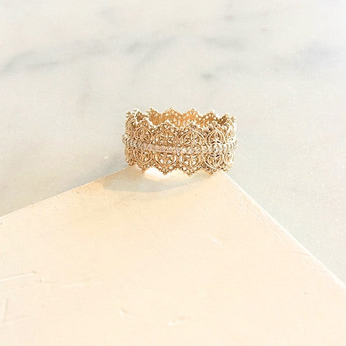 NEVE RING - katie diamond jewelry