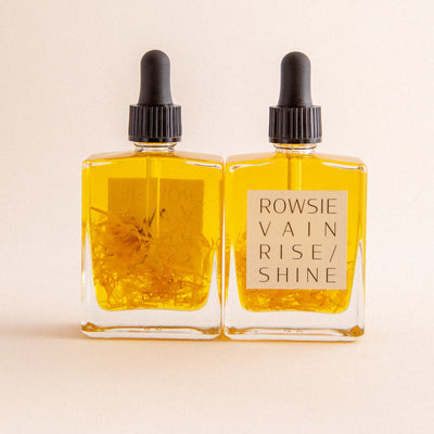 Rowsie Vain Rise / Shine Body Oil at Katie Diamond in Ridgewood NJ