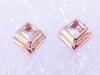 VERA TOPAZ STUD EARRINGS
