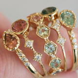 MIRA RING - katie diamond jewelry