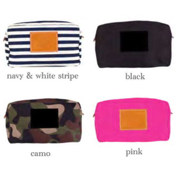 BILLIE MEDIUM COSMETIC POUCH