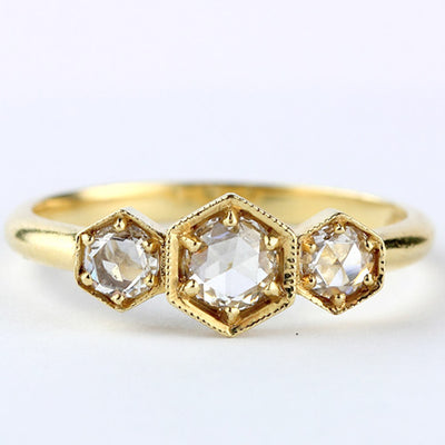 AMIA RING - katie diamond jewelry