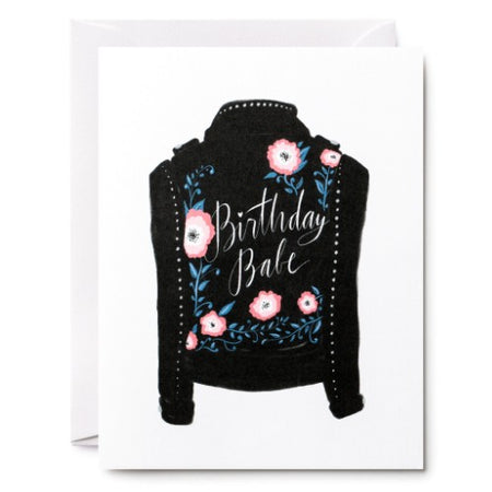 HAPPY BIRTHDAY HOT STUFF CARD