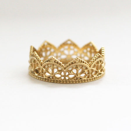 DIAMOND DECO BEADED BAND