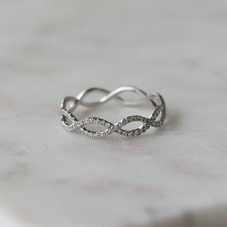 DOUBLE TIDE RING