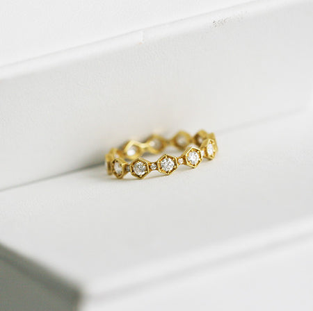 THE BABE STACKER RING