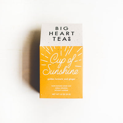 CUP OF SUNSHINE TEA - katie diamond jewelry